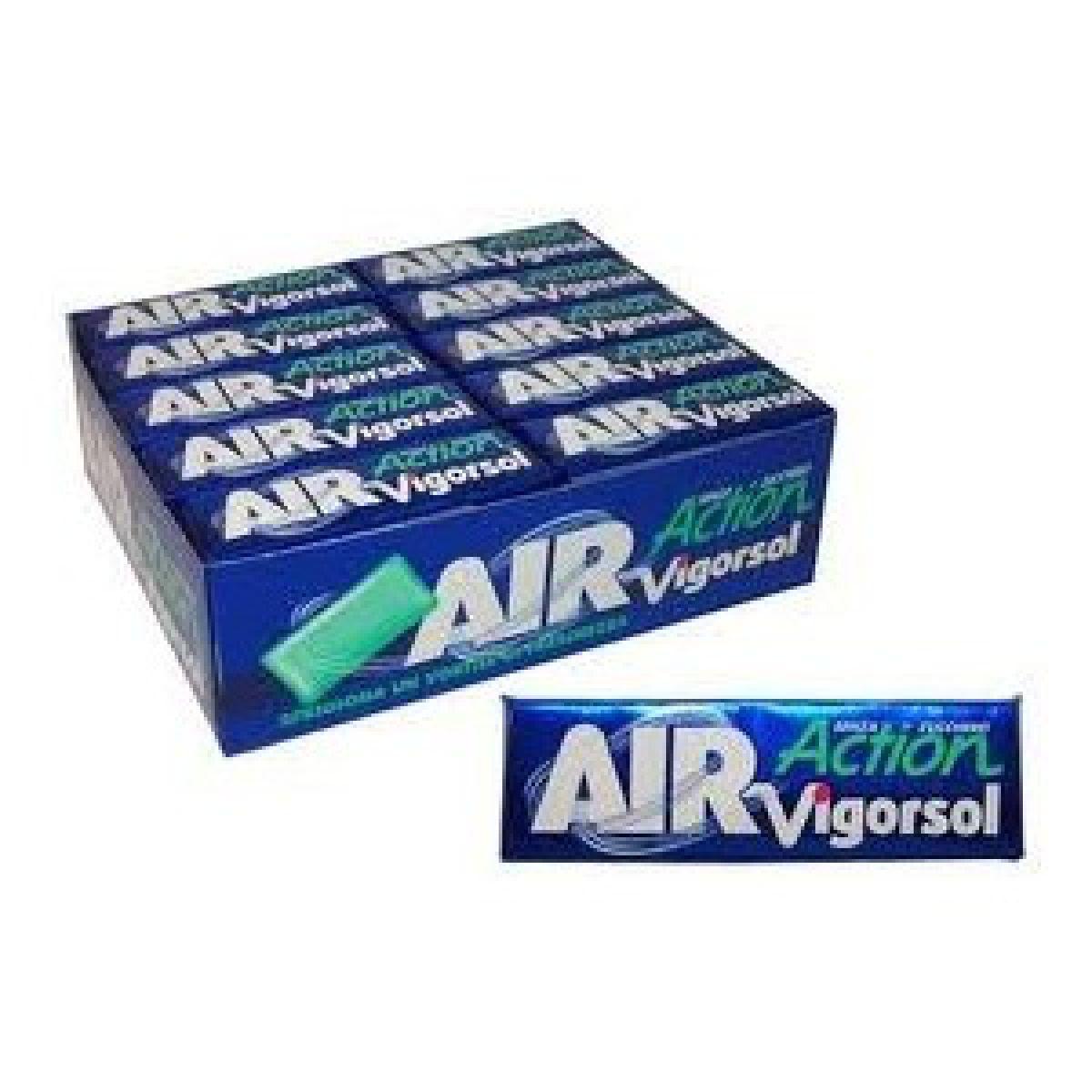 vendita VIGORSOL AIR ACTION PZ.40 BLU Perfetti Van Melle